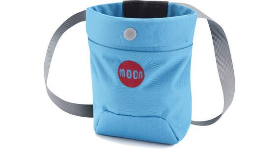 Moon Climbing Sport Chalk Bag Blue Jewel